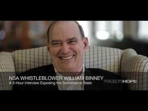 NSA Whistleblower William Binney: The Future of FREEDOM