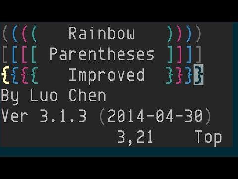 rainbow.vim, Rainbow Parentheses Improved