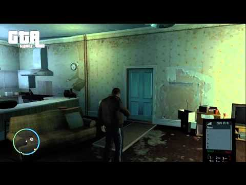 How to set up a online game in GTA 4 (Xbox 360)