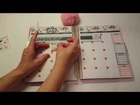 MONTHLY PWM / PURPLE BUNNY PRINTS / MICHAELS RECOLLECTIONS