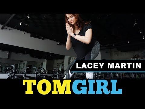 How To Be Your Best Fit Self w/ Group Fitness Instructor Lacey Martin - | TomGirl Episode 43