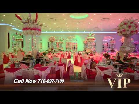 Fancy Wedding Decor @ Da Mikelle Ilagio By Vip Floral Design Video Ad 718-8977100
