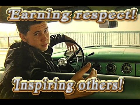 How to get respect as a greaser and get others involved!