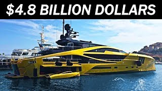 The Most Expensive Yacht In The World