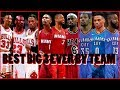 NBA Best Big 3 Ever By Team