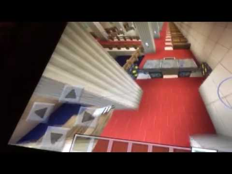 My minecraft cruise ship part 2👍
