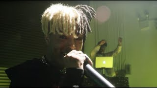 *NEW* FOOTAGE OF XXXTENTACIONS ORIGINAL CYPHER OVER A BEAT