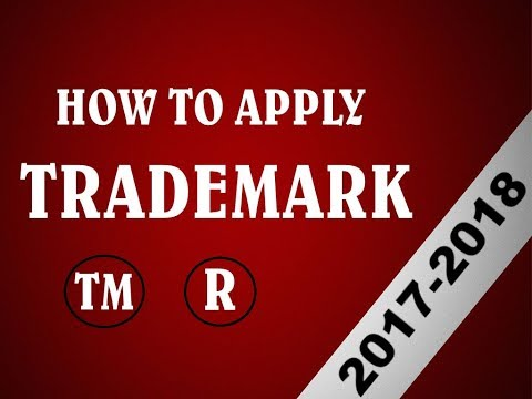 HOW TO APPLY TRADEMARK