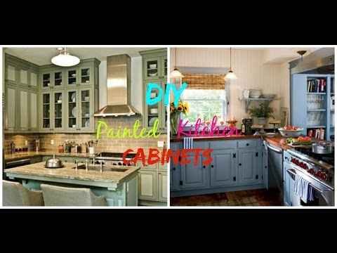 DIY Painted Kitchen Cabinets | Ideas & Inspiration