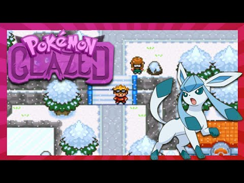 Pokemon Glazed : How to Get Glaceon !