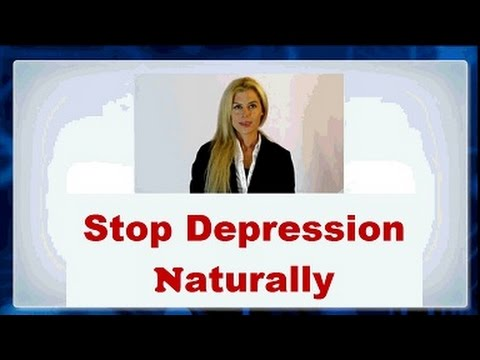 ★ Find out How to Stop depression Naturally -► Way to Get Rid of Depression