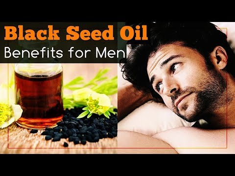Black Seed Oil for Men: Increases Fertility, But Not Testosterone?