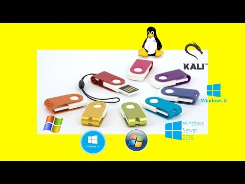 How to create MultiBootable Pen Drive for Windows OS Installation   All in One Bootable USB Disk