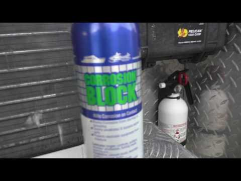 stop ac coils from corrosion