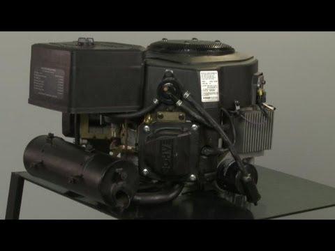 Kohler Small Engine Starter Replacement, Repair #12 098 22-S