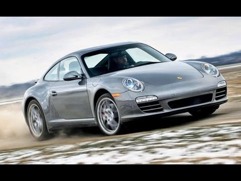 Mid-Winter Driving in a 2009 Porsche 911 Carrera 4S - CAR and DRIVER