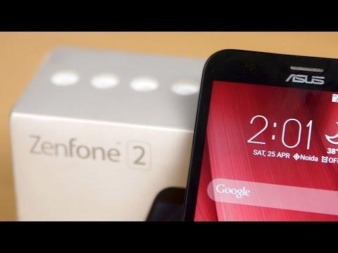 Asus Zenfone 2 Unboxing & Overview (4GB RAM Model)