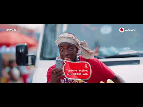 Vodafone Pay Day Featuring Wutah