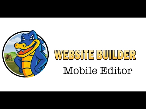 How to Use a Mobile Website Builder