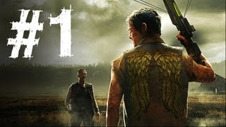 NEW The Walking Dead Survival Instinct Gameplay Walkthrough Part 1 includes Mission 1 of the Story for PlayStation 3, Xbox 360, PC, Wii U. This The Walking Dead Survival Instinct Gameplay Walkthrough will also include a Review and the Ending.  Subscribe: http://www.youtube.com/subscription_center?add_user=theRadBrad Twitter: http://twitter.com//thaRadBrad Facebook: http://www.facebook.com/theRadBrad  The Walking Dead: Survival Instinct is a first-person shooter video game developed by Terminal Reality and published by Activision. It is based on The Walking Dead television series, in contrast to the video game by Telltale Games, which is based on the comics. The Walking Dead: Survival Instinct acts as a prequel to the TV Series; it is set in the Georgia countryside and focuses on Daryl and Merle Dixon as they make their way to Atlanta during the early days of the zombie apocalypse. PlayStation 3, PC, Wii U, and Xbox 360.  This first-person action game allows players to assume the role of the crossbow-wielding survivor Daryl Dixon, alongside his brother Merle, on a haunting, unforgiving quest to make their way to the supposed safety of Atlanta.  The Walking Dead: Survival Instinct takes the undead and brings them out of the TV show and into console gaming systems in a terrifying way. The iconic walkers will relentlessly hunt down players like their television counterparts, using a combination of sight, sound and smell. As Daryl, players will need to tread carefully throughout each new area they explore. Once discovered, it doesn