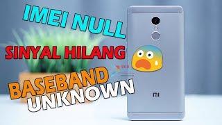 Xiaomi Redmi Note 4 MTK Invalid Imei Fix   How to Repair