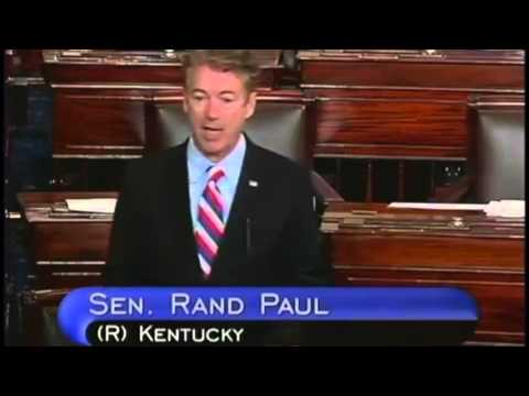 Rand Paul Urges for the Right to Have Concealed Gun Permit