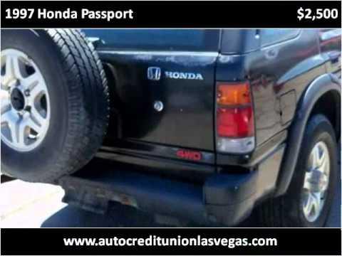 1997 Honda Passport Used Cars Henderson NV