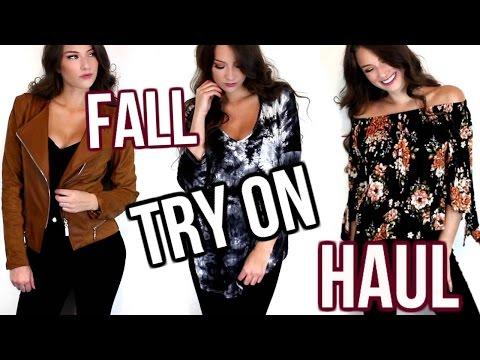 FALL TRY ON HAUL - Fashion Nova | Kelly Nelson