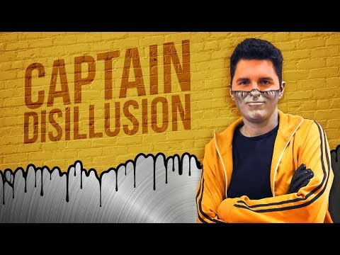 Captain Disillusion Talks VFX in Blender - CGC Live Event