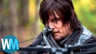 Top 10 Most Badass Daryl Dixon Moments
