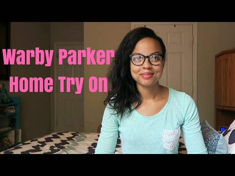 Warby Parker Home Try On | Affordable Glasses