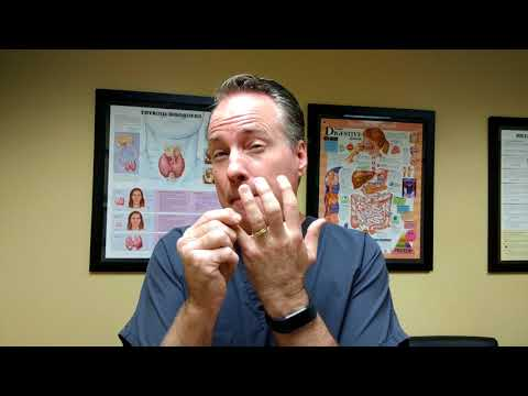 Dr Berglund discusses dairy allergies.