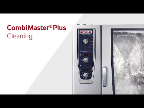 Cleaning in the CombiMaster Plus