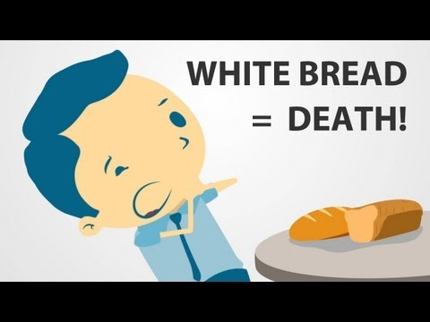 White Bread = Death!