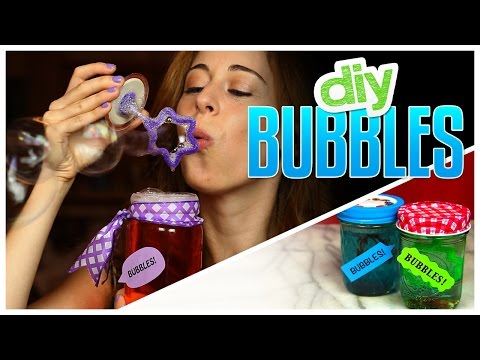 DIY Bubble Kit - Do It, Gurl