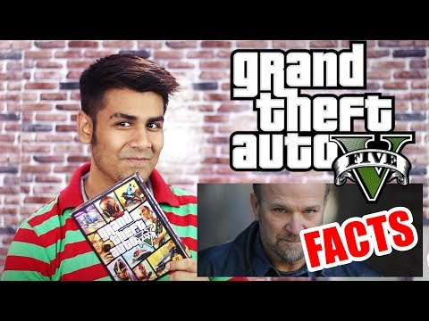 Interesting Facts about GTA V | Things you don't know about Grand Theft Auto 5 | Tech Facts