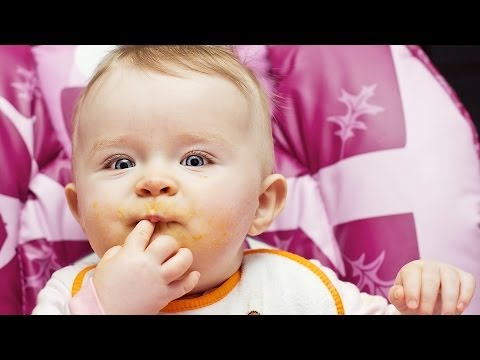 When Is a Baby Ready for Solid Food? | Baby Food