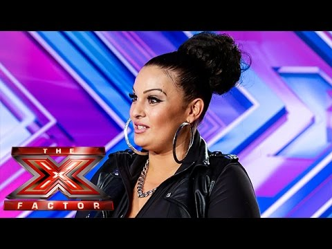 Monica Michael sings Pretty Little Sister | Room Auditions Week 2 | The X Factor UK 2014