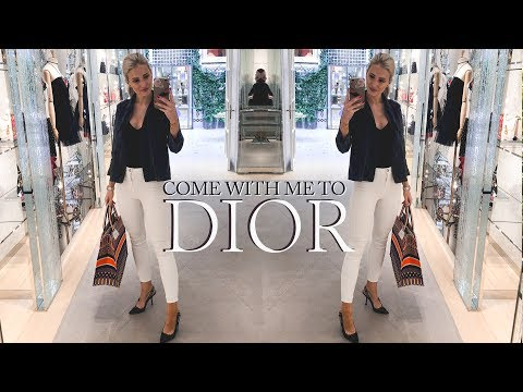 WHAT DID I BUY FROM DIOR? AND NEW BEAUTY TO SHOW YOU   VLOG 97