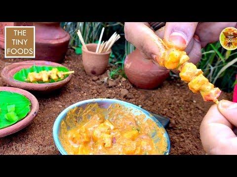 Paneer Tikka Recipe | How To Make Paneer Tikka On Tawa  | EP15 | The Tiny Foods