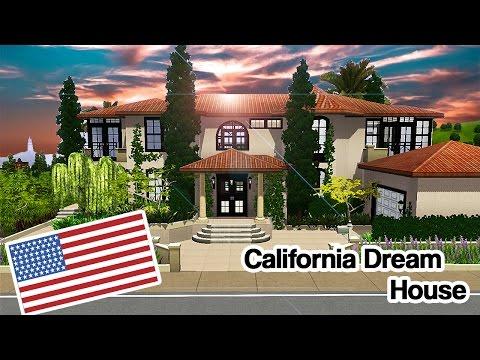 The Sims 3 California Dream House - Around The World Serie