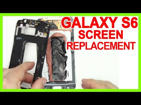Samsung Galaxy S6 Screen Replacement and Fix | DirectFix