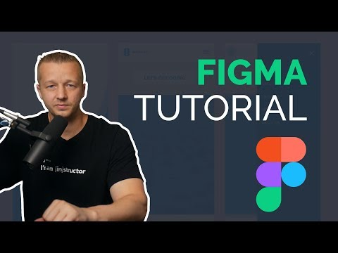 Figma Tutorial - A Free UI Design/Prototyping Tool. It's awesome.
