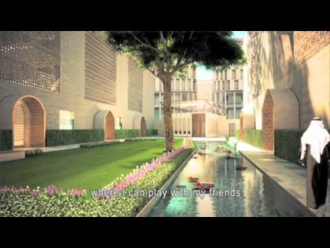 Msheireb Downtown Doha - Flythrough Video
