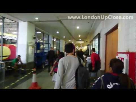 Victoria Coach Station Guide - a walk-through of London's coach travel hub
