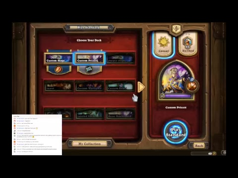 Hearthstone: The 40 Pack Challenge!!!