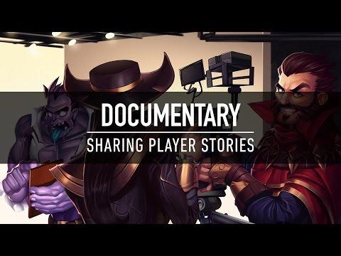 Documentary: Sharing Player Stories