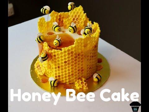 HOW TO | Honey Bee Cake