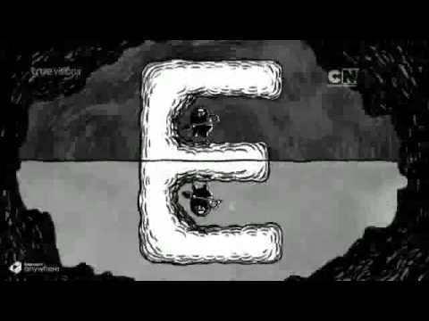 Cartoon Network Asia Bumper E letter