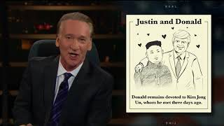 Justin and Donald | Real Time with Bill Maher (HBO)